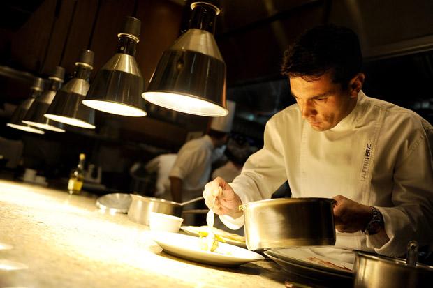 Papo de Cozinha – Um menu inspirador
