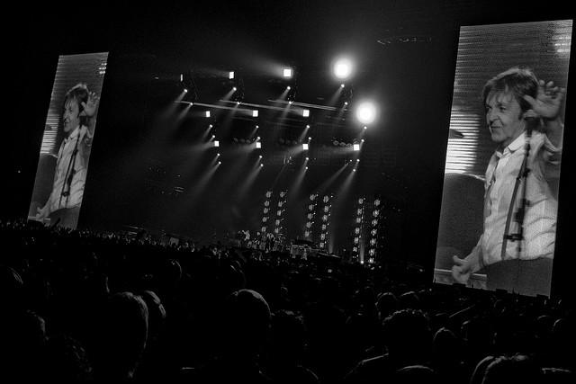 Play List – Paul McCartney em São Paulo