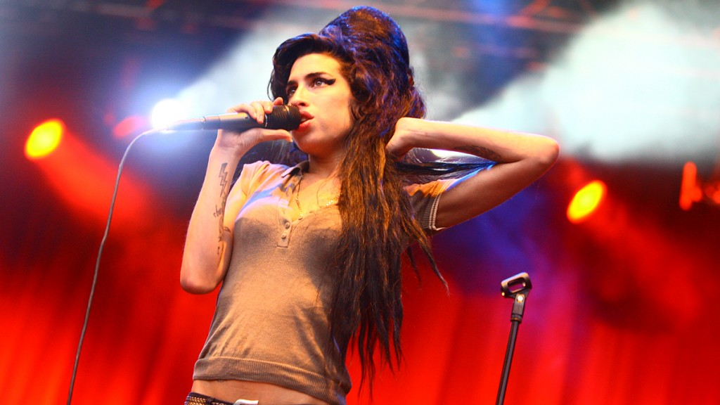 Play List – Amy Winehouse no Brasil