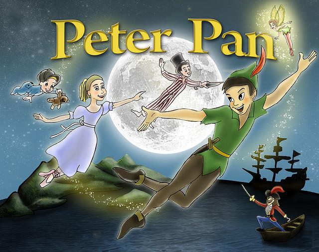 Em Cartaz – Teatro Infantil   Peter Pan