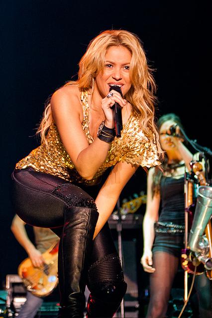 Play List – Shakira volta ao Brasil após 14 anos
