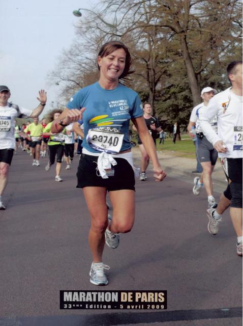 Bem Estar – Minha Maratona de Paris (Por Ana Flores)