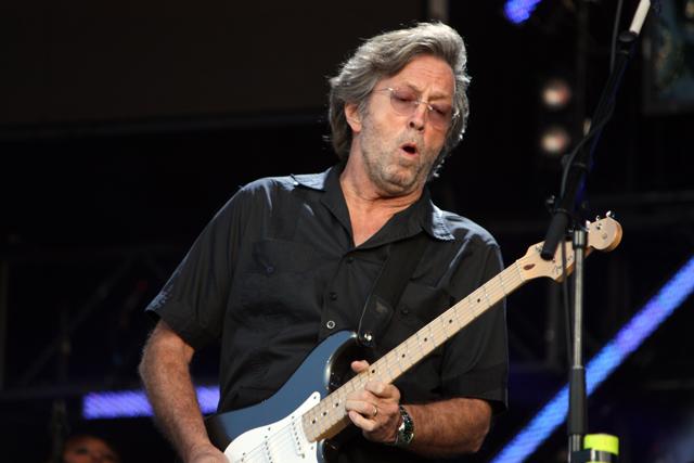 Play List – Eric Clapton