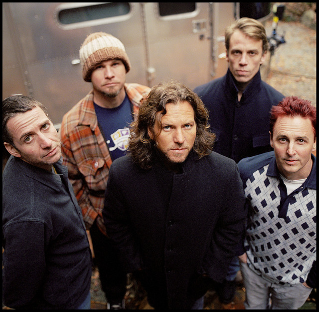 Playlist – Pearl Jam