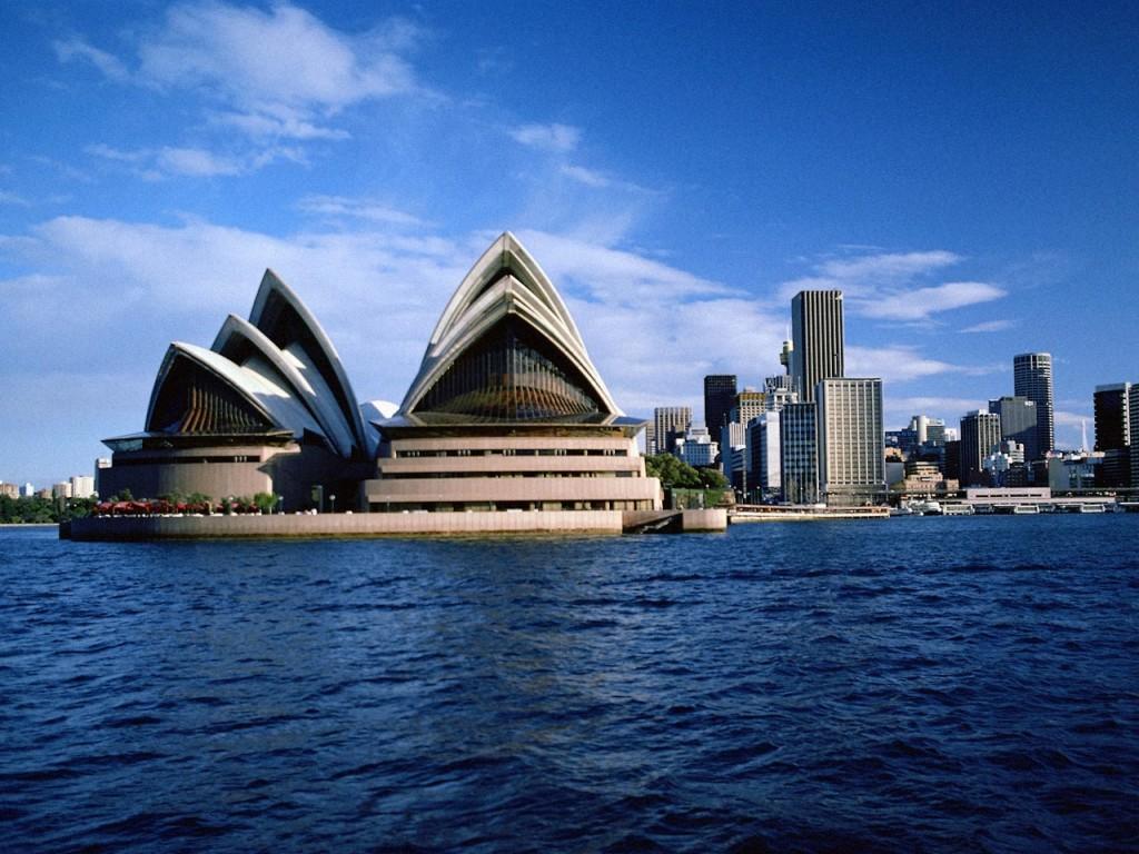 Austrália, Nova Zelândia e África do Sul