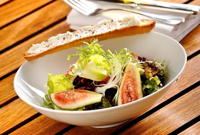 Receita de Salada verde para o verão!