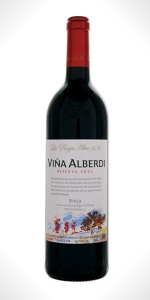 Hyatt Wine Club - Vina  Alberdi Reserva Rioja 2003