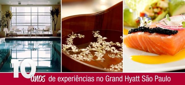10 Anos de Experiências – Grand Hyatt São Paulo!