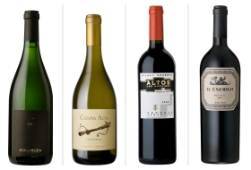 Hyatt Wine Club - Agosto/2012 - Importadora Mistral