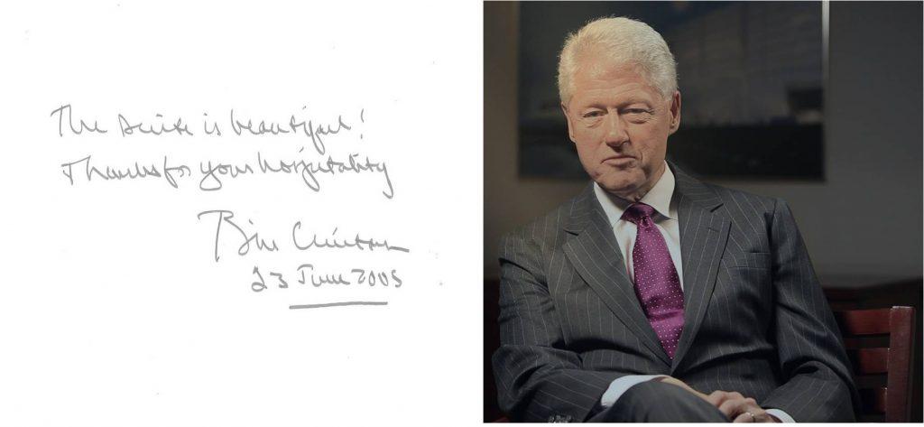 Bill Clinton - Foto Divulgação
