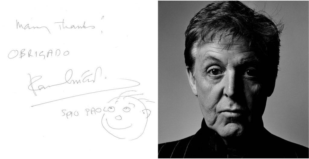 Paul McCartney - Foto Divulgação