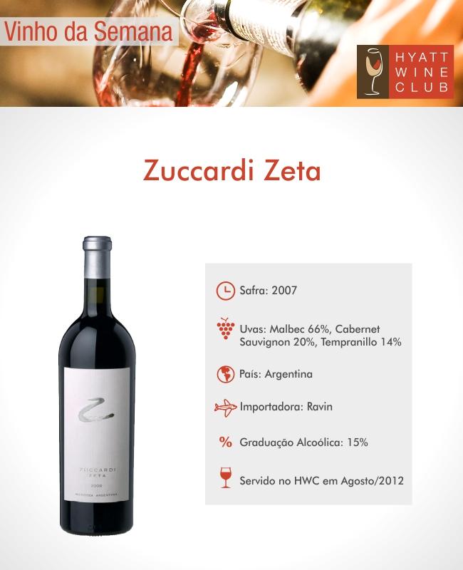 Vinho da Semana | Hyatt Wine Club - Grand Hyatt Sao Paulo