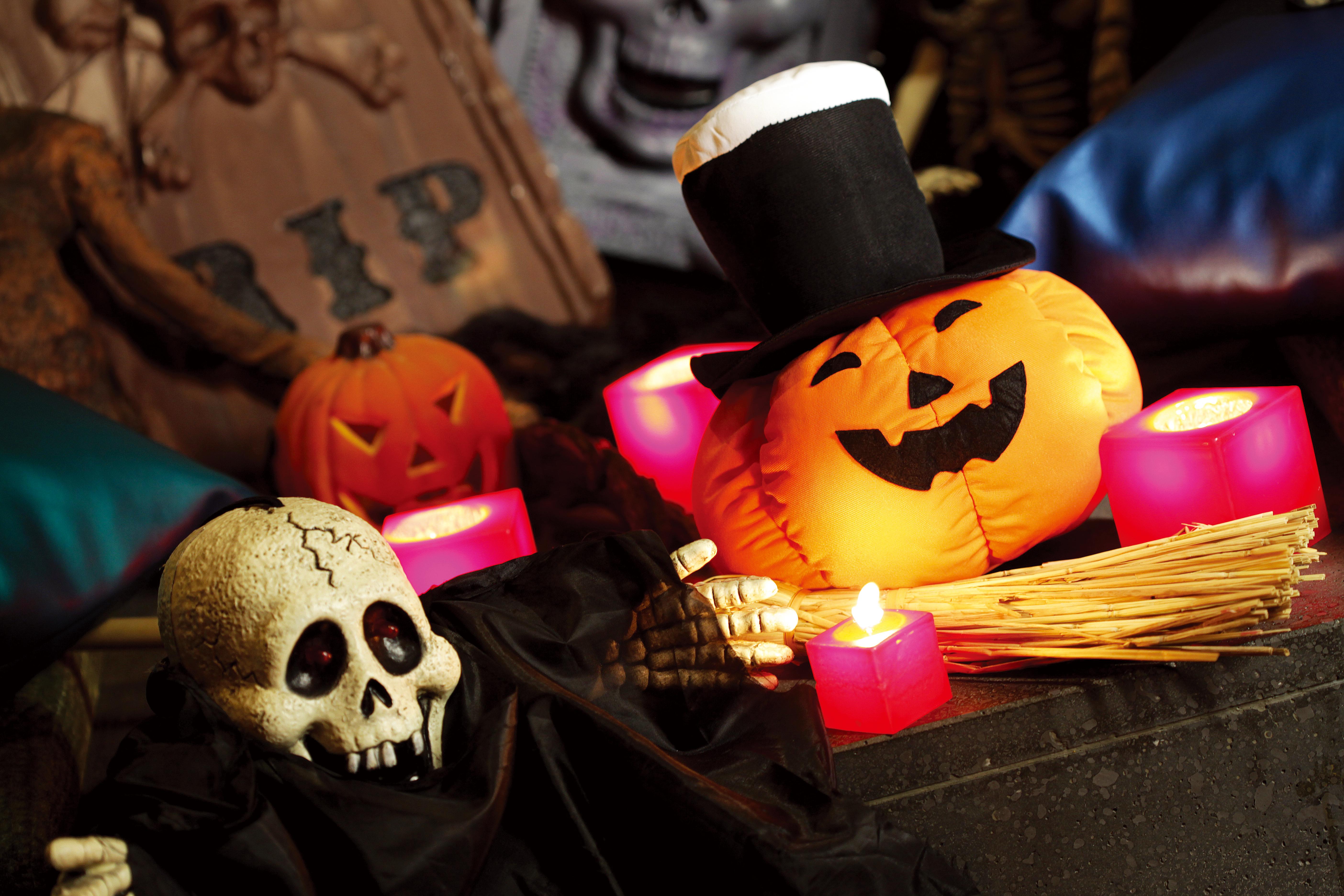 Dicas para curtir o Halloween!