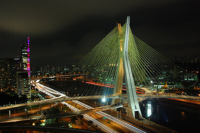 Sao Paulo - Foto by: flickr.com/photos/marcosuk/ - CC