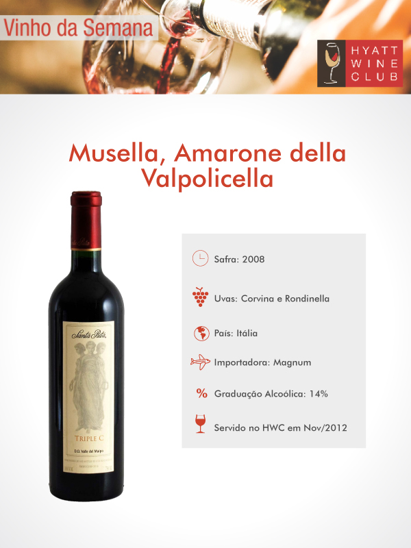 Vinhos Premium - Hyatt Wine Club