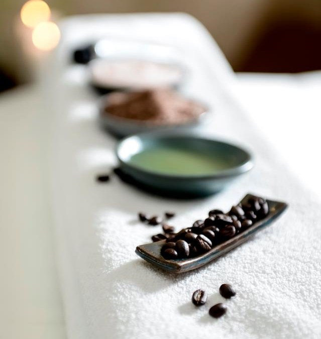 Tratamento Coffee Sensation - Amanary Spa