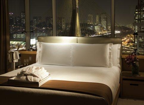Pacote Romance - Grand Hyatt Sao Paulo