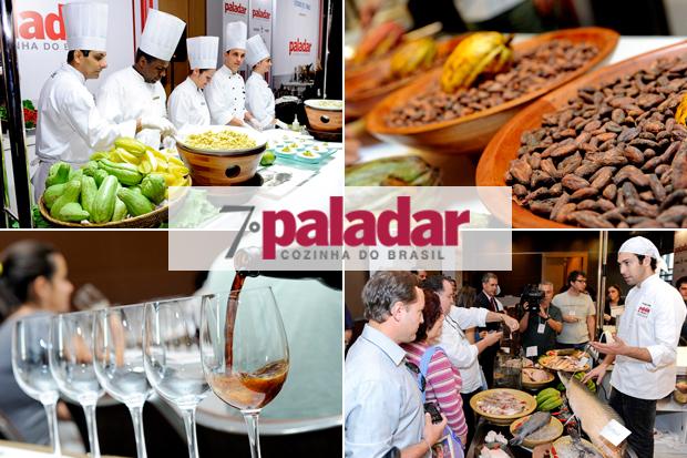 Paladar – Cozinha do Brasil 7ª edição!