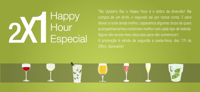 Happy Hour em São Paulo!
