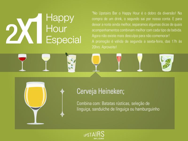 Happy Hour em São Paulo - Upstairs Bar