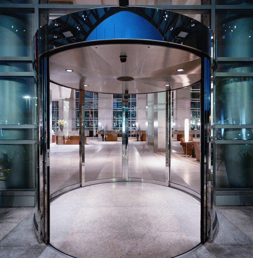 Lobby entrada Grand Hyatt São Paulo