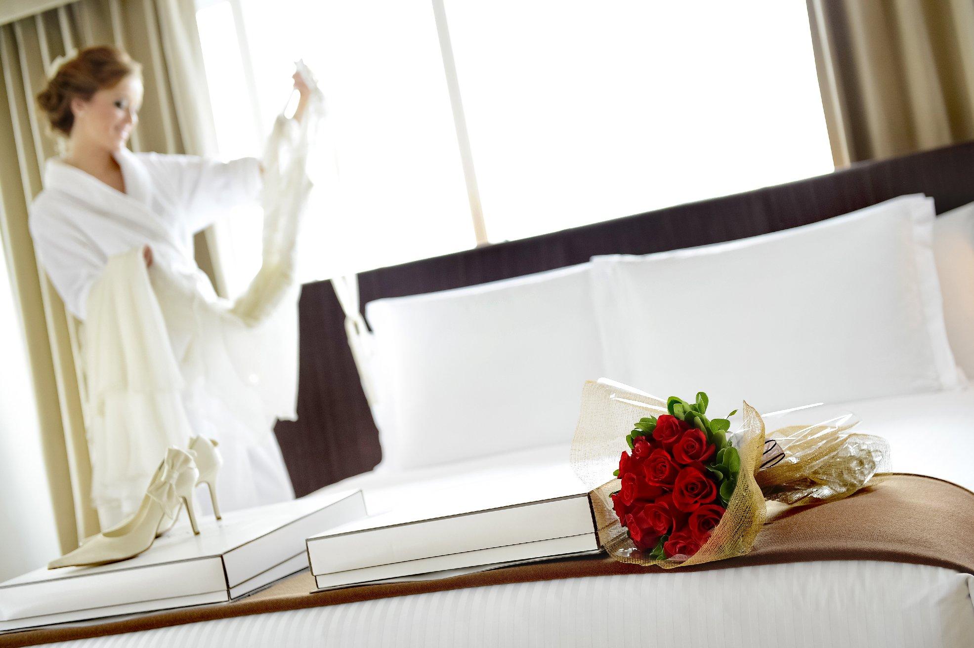 O dia da noiva no Amanary Spa