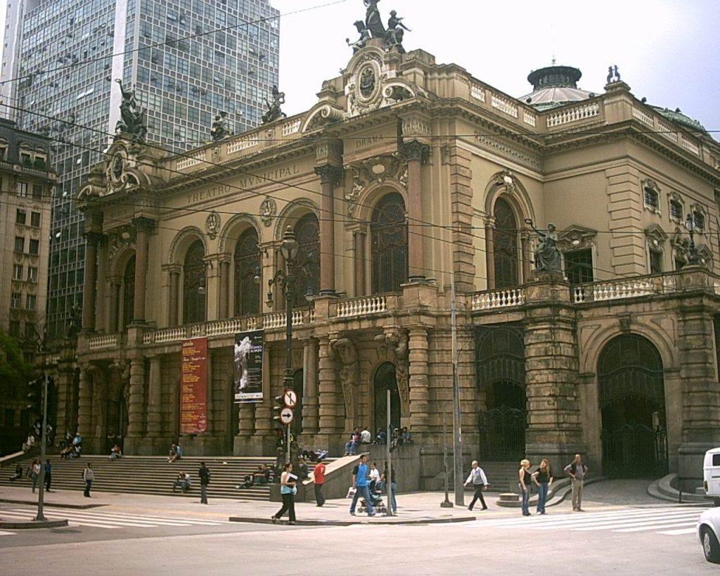 Theater São Paulo