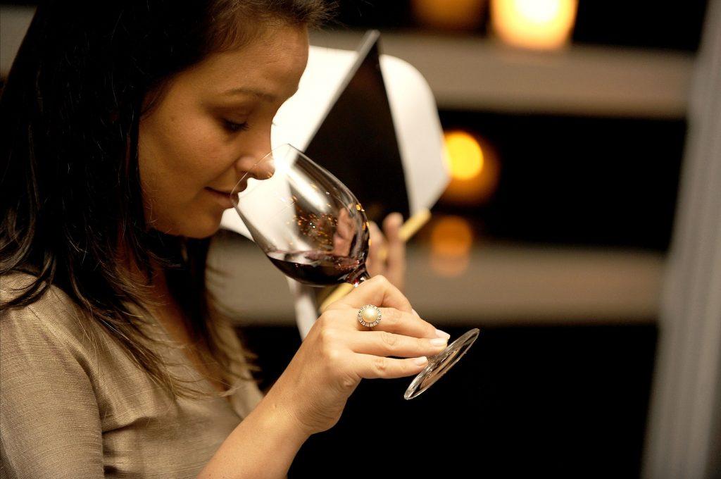 propriedades do vinho