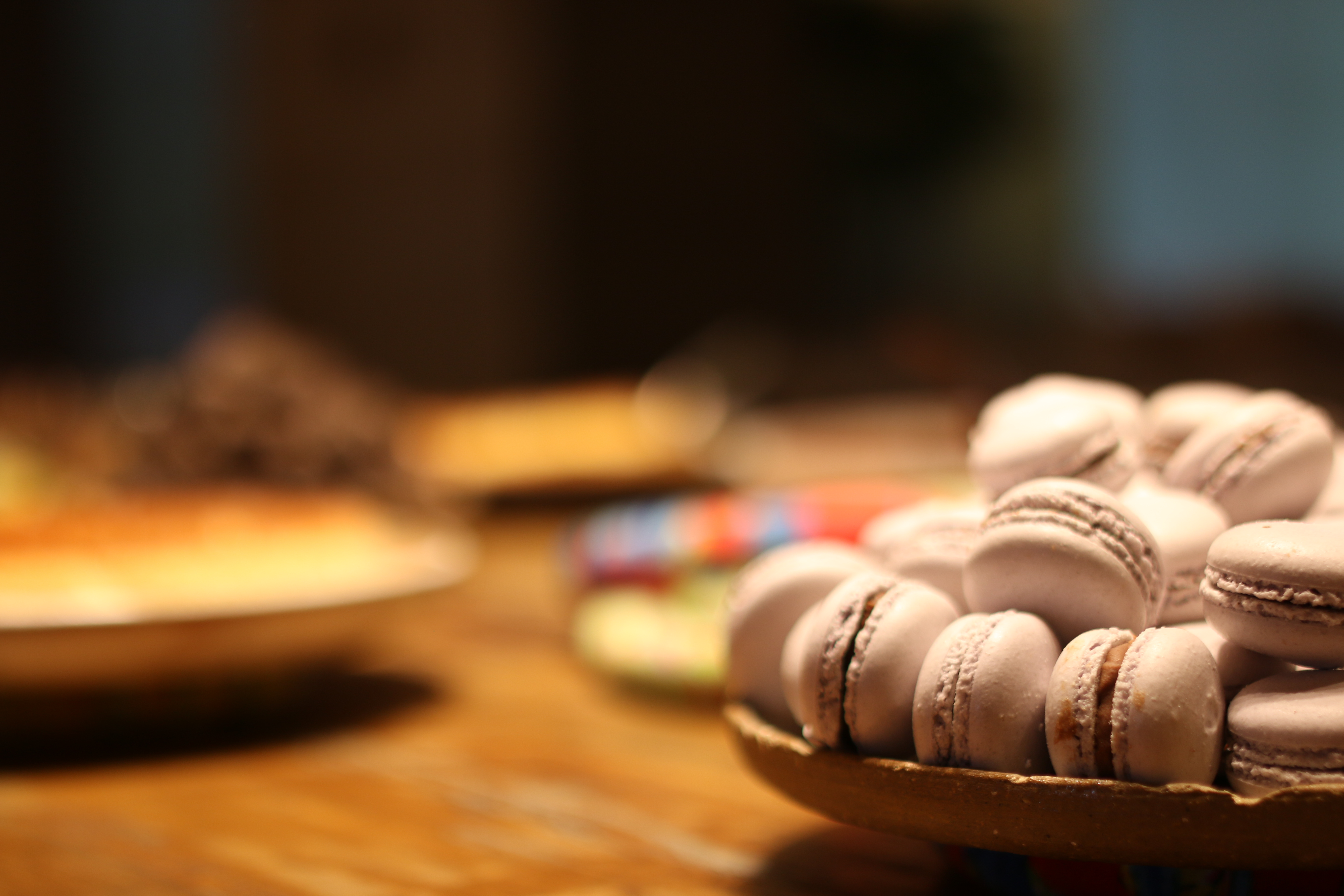 Macarons C-Cultura Caseira