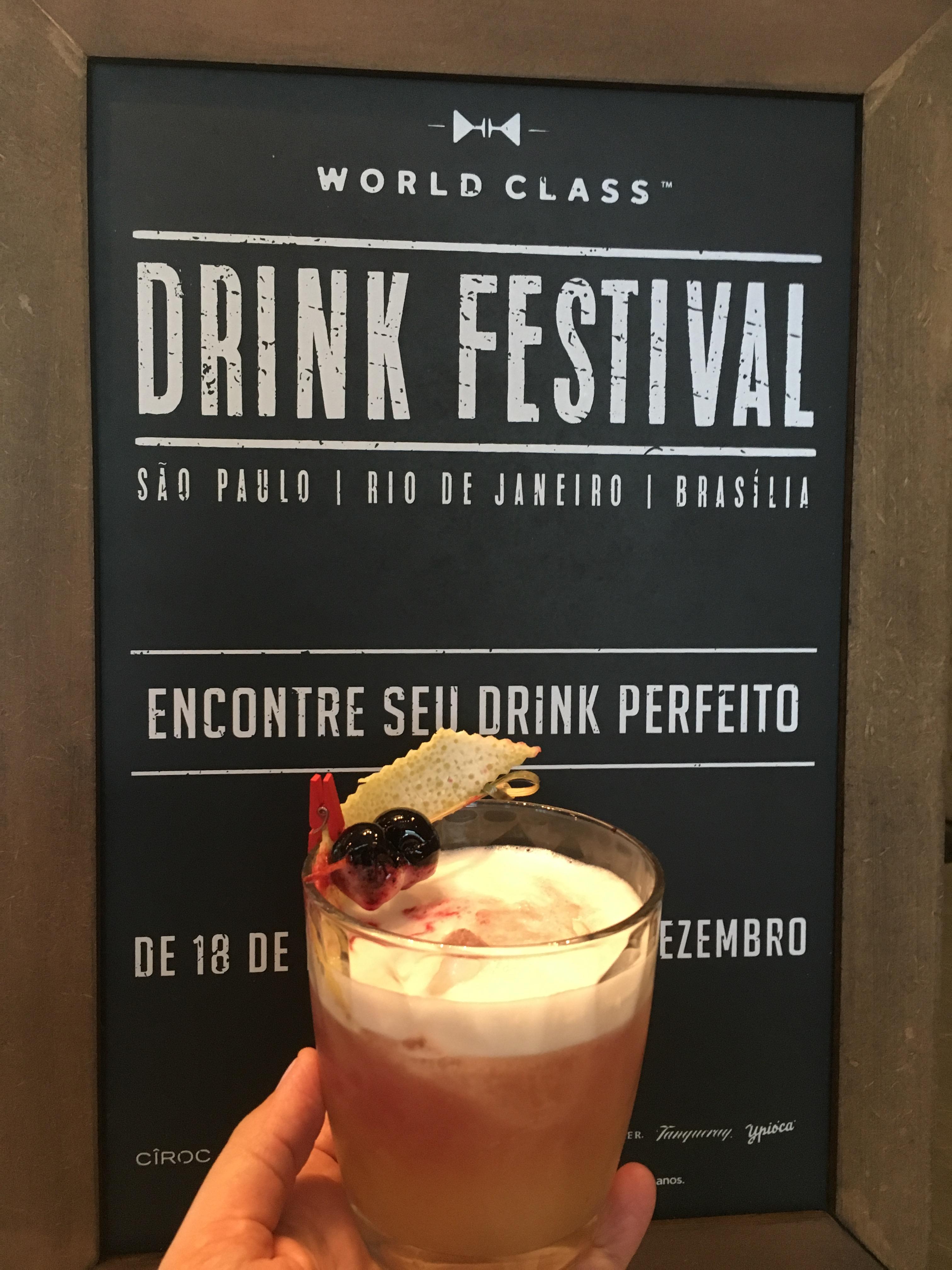 World Class Drink Festival 2016