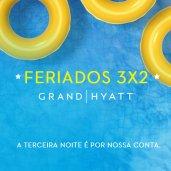 Saia da rotina e viva momentos inesquecíveis nos hotéis Grand Hyatt São Paulo e Rio de Janeiro