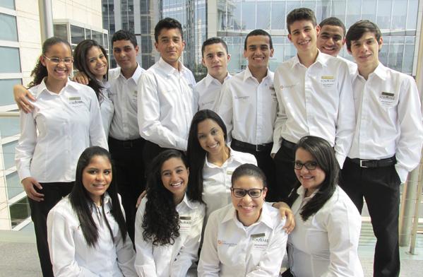 Projeto Formare no Grand Hyatt São Paulo