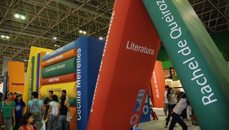 Bienal do Livro no Rio de Janeiro: opção perfeita para o feriado