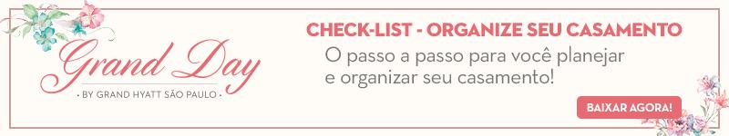 banner checklist casamento