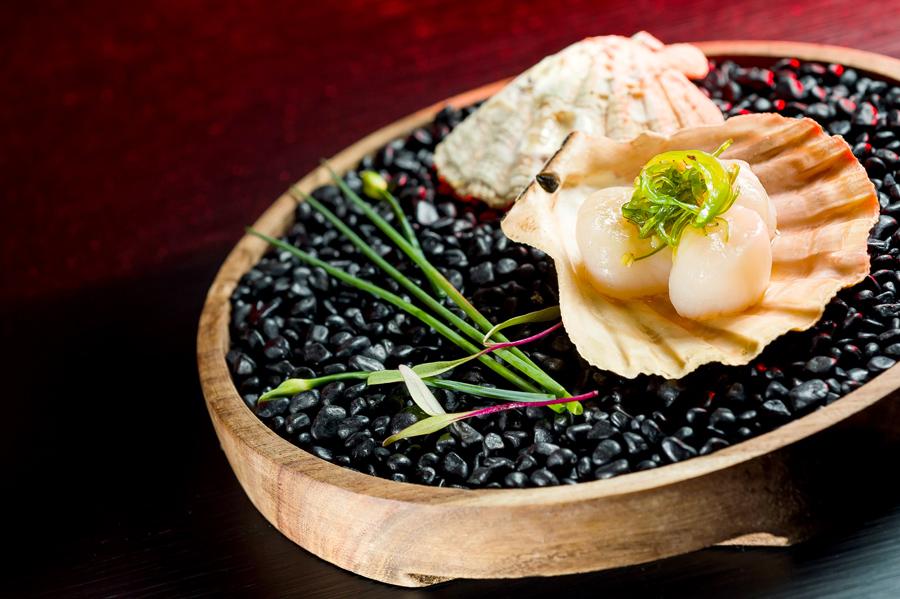 Jantar Especial Japonês