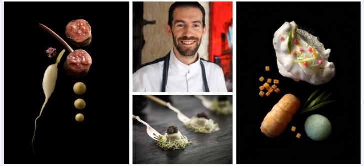 A Mesa dos Chefs traz um toque especial da Savoia com Michaël Arnoult