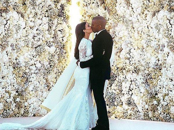 Kim Kardashian Casamento