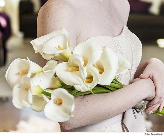 Tendências para buquê de casamento em 2018