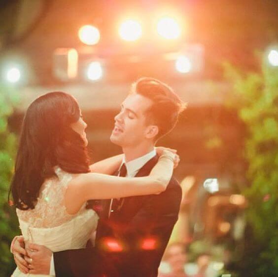 música no casamento