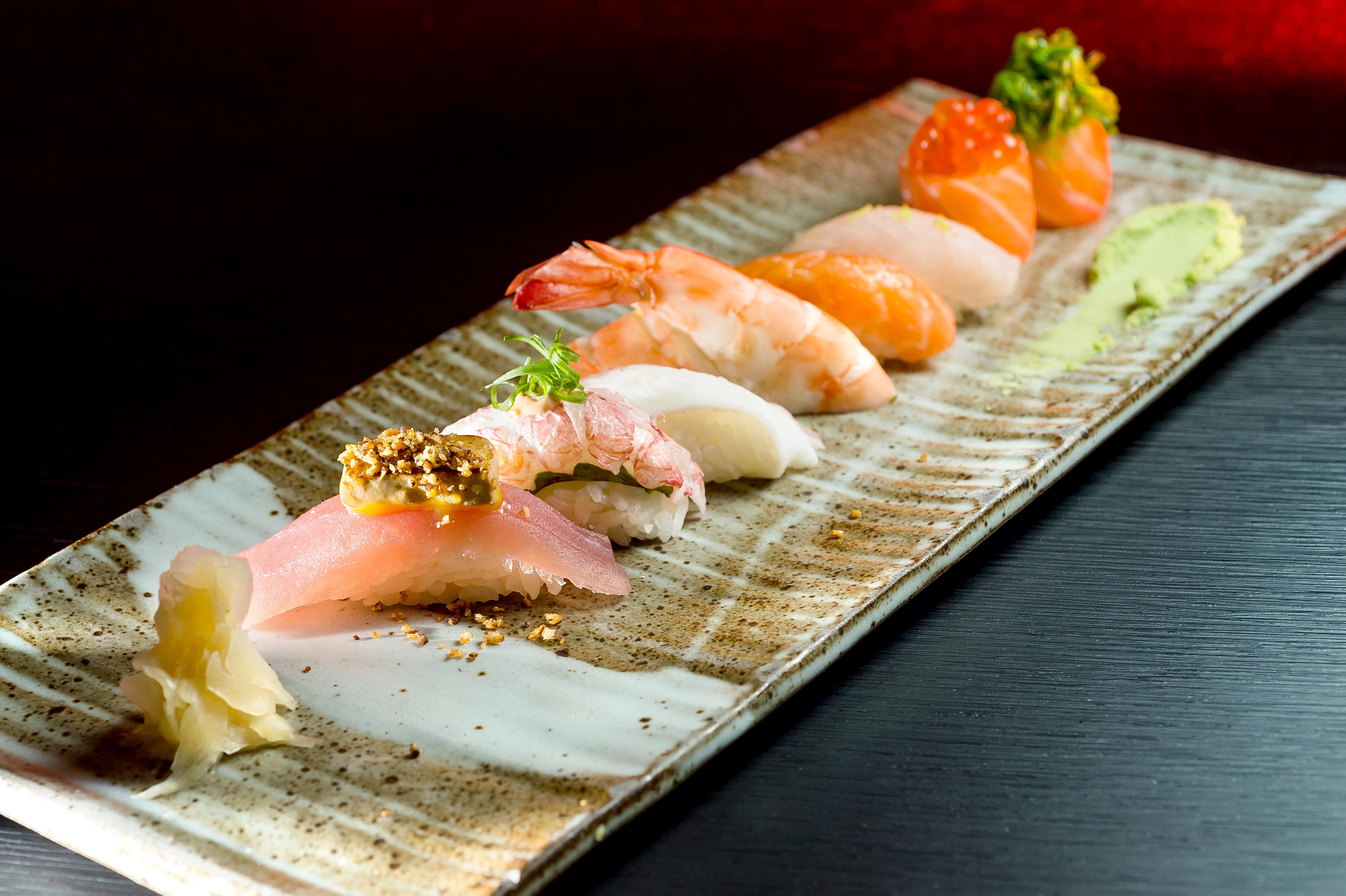 restaurantes no Itaim kinu culinária japonesa