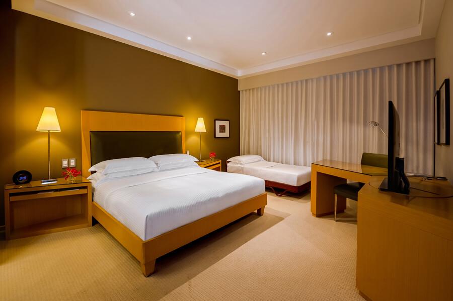 Hotel Hyatt São Paulo: Conheça os detalhes dos quartos do hotel!