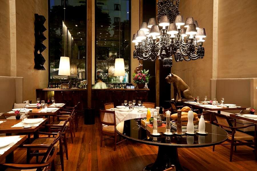 restaurantes em são paulo dom