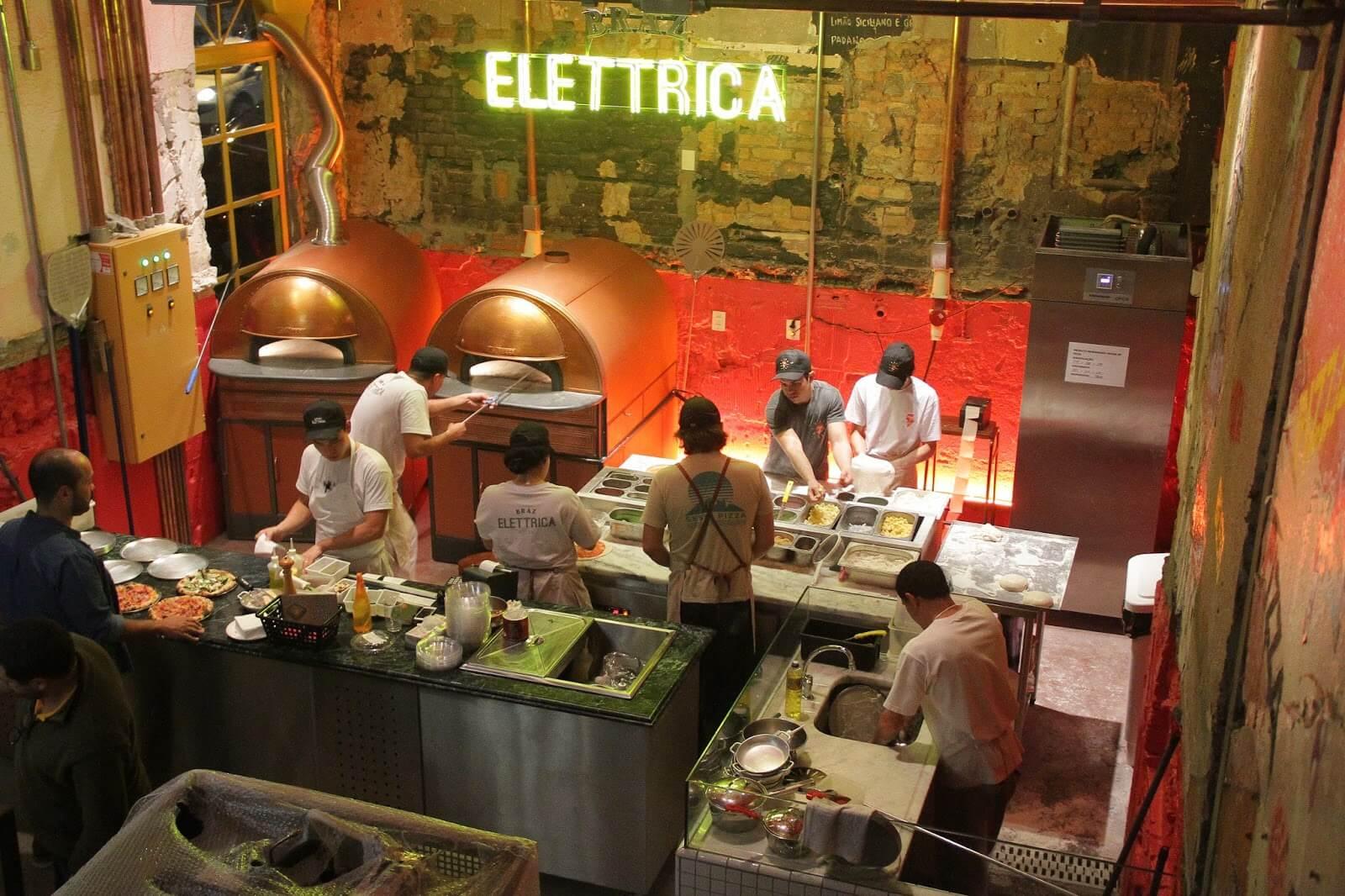 restaurantes em são paulo elettrica