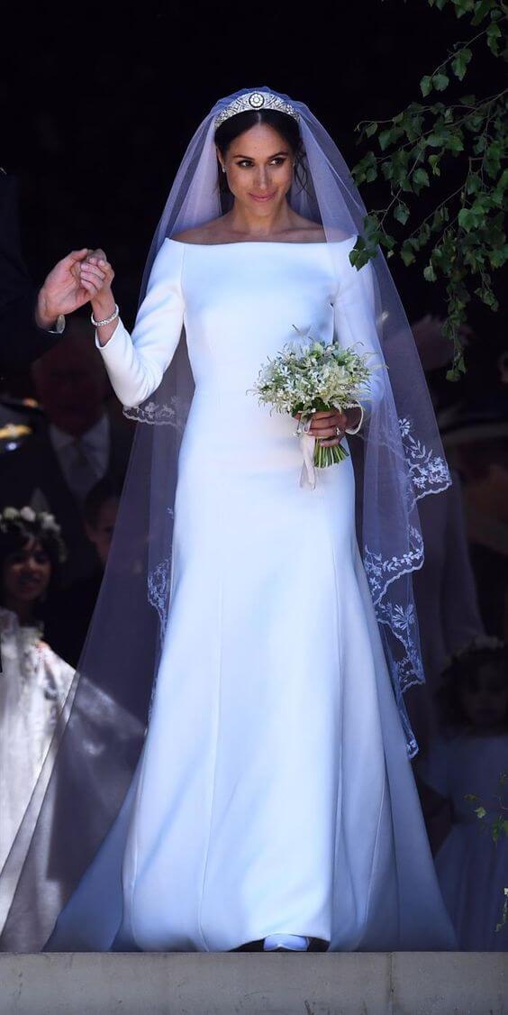 vestidos de noiva megan