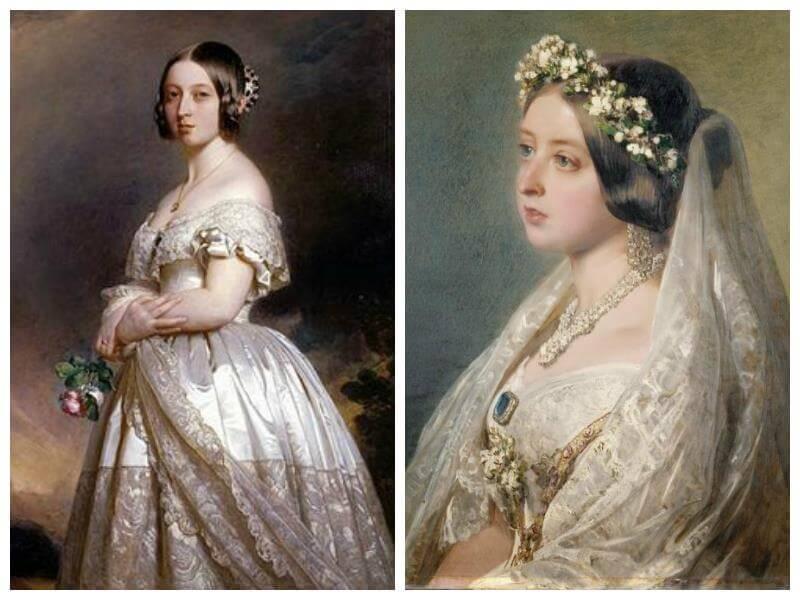 vestidos de noiva rainha vitória
