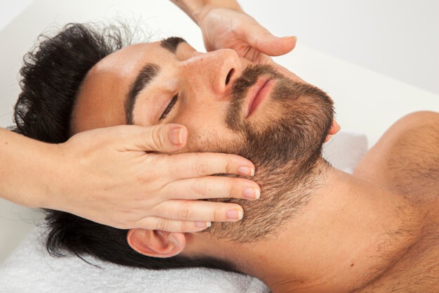 day spa para homens