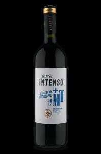 Garrafa do Vinho Intenso Marselan