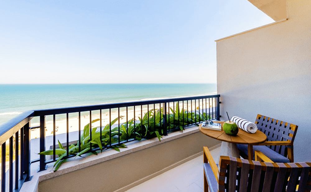 Grand Hyatt Rio de Janeiro: um resort urbano de frente para o mar