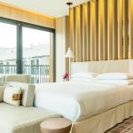 Pesquisando por hotéis? Confira os quartos do Grand Hyatt Rio de Janeiro