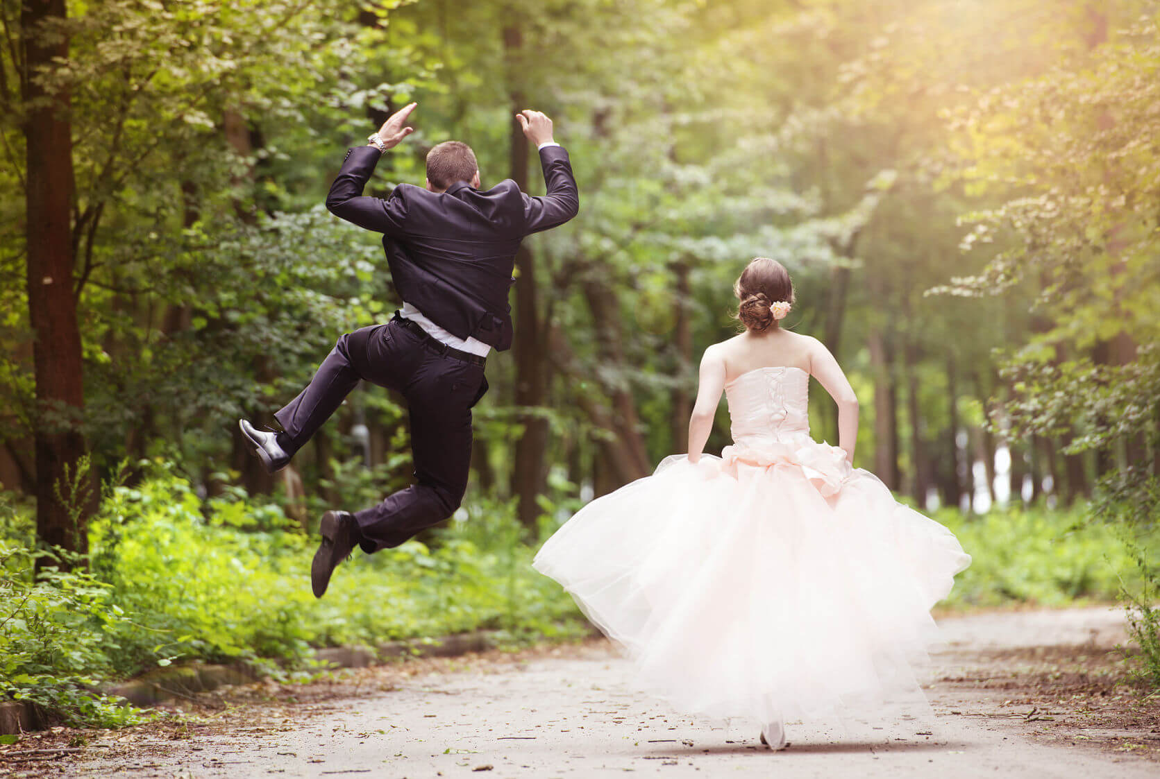 tendencias de casamento